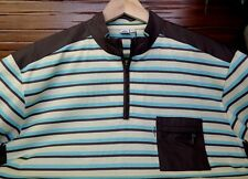 MEN'S STRIPED POLO SHIRT SHORT SEEVE METROCITY