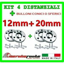 30mm Lega Ruota Distanziatori 6K 1993-2002 Stance 57.1 SEAT IBIZA MK 2 4x100