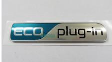 For 2014 ~ KIA OPTIMA K5 trunk rear ECO plug-in Emblem Genuine Part OEM