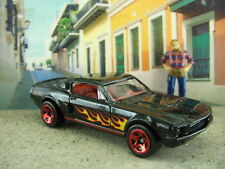 '17 HOT WHEELS 1967 SHELBY GT500 LOOSE 1:64 SCALE HW FLAMES SERIES