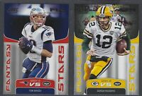 2019 Score Football FANTASY STARS Insert Complete Your Set YOU PICK!