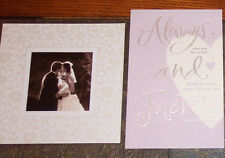 Pack 10 NEW Wedding Cards + 2 Bridal Shower Cards Academy Greetings