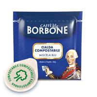 1200 CIALDE ESE 44 MM FILTRO CARTA CAFFE BORBONE MISCELA BLU