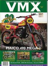 VMX No.74 (NEW COPY) *Post included to UK/Europe/USA/Canada