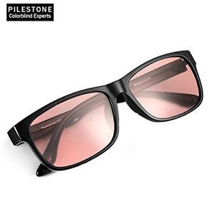Color Blind Correction Glasses PILESTONE TP-021 (Type A) Mild/Med (Indoor)