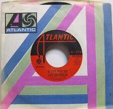 Led Zeppelin-D'Yer Mak'er/The Crunge-Rare Original Hard Rock 45-Atlantic-VG++MP3