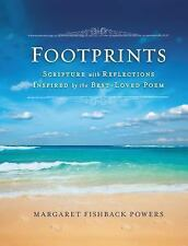 Footprints: Scripture with Reflections Inspired by the Best-Loved Poem - LikeNew