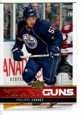 2012-13 Upper Deck Young Guns Exclusives #223 Philippe Cornet #019/100