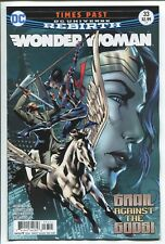 Wonder Woman #33 - Dc Rebirth - Bryan Hitch Regular Cover - Dc Comics/2017