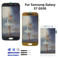 OLED For Samsung Galaxy S7G930F /S7Edge G935F LCD Display Touch Screen Frame AA+