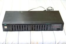 Vintage Mcs Series Digital 5000 Stereo Graphic Equalizer 683-2256E Made in Japan