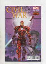 Civil War Secret War #3 - Manga Variant Cover - (Grade 9.2) 2015