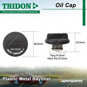 Tridon Oil Cap for Toyota Altezza Camry VCV10 VDV10 - Vienta MCV20R Soarer Supra