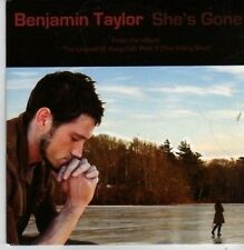 (BP718) Benjamin Taylor,  She's Gone - DJ CD