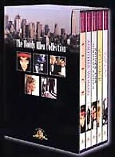 Woody Allen Collection (DVD, 2001, 5-Disc Set)-new