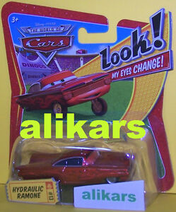 """L1"""" - HYDRAULIC RAMONE #13 Disney Mattel Cars auto modellino voiture giocattolo"""