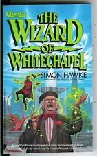 THE WIZARD OF WHITECHAPEL, rare US Questar sci-fi Ripper crime pulp vintage pb