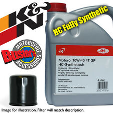 Ducati ST 4 Sport Tourismo 916cc 2000 K&N Filter & 4L Fully Synthetic Oil