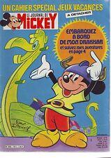 Le Journal De Mickey N°  1671 juillet 1984