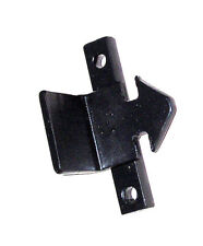 WROUGHT IRON GATE CATCH AND STOP