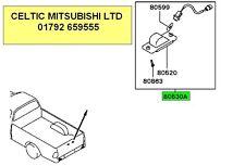 GENUINE MITSUBISHI L200 96-07 K74T REAR NUMBER PLATE LAMP SET NEW
