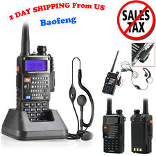 Handheld Radio Scanner 2-Way Digital Transceiver Portable Antenna Police EMS HAM