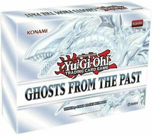 YuGiOh Ghosts From the Past GFTP-EN Choose your Ultra Rare Yugioh TCG Cards