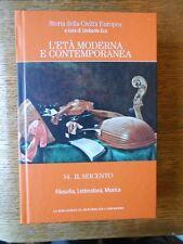 Storia della Civiltà Europea vol.34 il Seicento  PP/13
