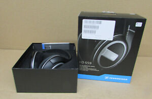 SENNHEISER HD559 HEADPHONES Open Box
