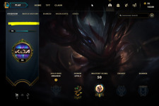 League of Legends Account   LoL Acc   NA   Unranked   102 champ 19 skins