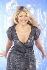 HOLLY WILLOUGHBY ~ TWO  SEXY A4 SIZE GLOSSY PHOTOS.
