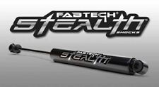 Set of 4 Fabtech Stealth Shocks 2011-2015 Ford F-250 4WD 6 inch lift required