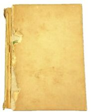 "1551 Orlando Furioso, Lodovico Ariosto.Likely Nazi loot,stamp-""Zentralstelle..."""