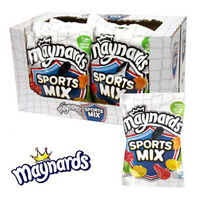 MAYNARDS BASSETS SPORTS MIX 165G SWEETS BAG TREATS PARTY CHRISTMAS GIFT PRESENT