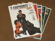 AUTHORITY: MAGNIFICENT KEVIN #1 - 5 VF/NM COMPLETE SERIES GARTH ENNIS WILDSTORM