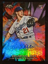 2018 Topps Fire WALKER BUEHLER Auto Rookie RC #/50 Dodgers