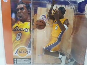 "NBA Series 1 - Kobe Bryant Los Angeles Lakers 6"" Action Figure - McFarlane Toys"