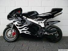 Pocketbike Rennbike Racingbike Kinder Motorrad 4010 schwarz
