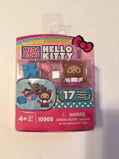 Mega Bloks Hello Kitty Piano Bear New In Package
