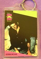 George Michael #2 - Keychain Brand New