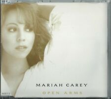 MARIAH CAREY - OPEN ARMS 1996 UK 4 TRACK CD SINGLE PART 1