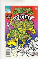 Teenage Mutant Ninja Turtles Special #8 Comic Book Archie Very Good