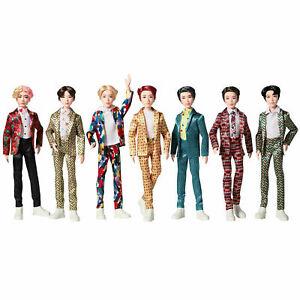 BTS Dolls (Bangtan Boys) - Mattel Fashion Dolls *Choose Your Favourite*