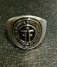 Fringe Division - DOD Custom, Fashion, Statement - Men, Men's, Ring Size 11.0