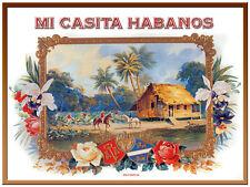 "18x24""Quality Decoration poster.Cuban cigar label.Shop Interior design.6510"