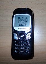 Panasonic Handy Dummy GD75, schwarz, Rarität, Neuware!
