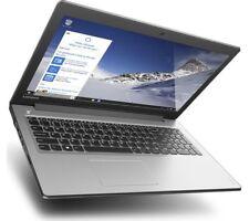 "Lenovo IdeaPad 310 15.6"" Laptop Silver Core i3-6006U 4GB 1TB Win10 80SM01MAUK +"