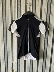 Ladies Assos SS 13 Cycling Jersey Full Zip Size S