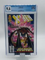 X-Men #53 CGC 9.6 White Pages 1st Full Appearance of Onslaught Marvel Comics