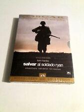 "DVD ""SALVAR AL SOLDADO RYAN"" 2DVD COMO NUEVO DIGIPACK STEVEN SPIELBERG TOM HANKS"